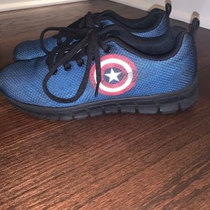 Captain America Other - Captain American kids shoes